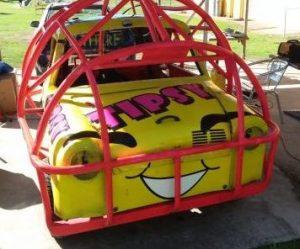 racing car signage Sunshine Coast
