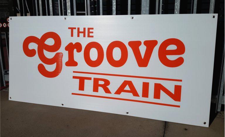 restaurant signage Sunshine Coast
