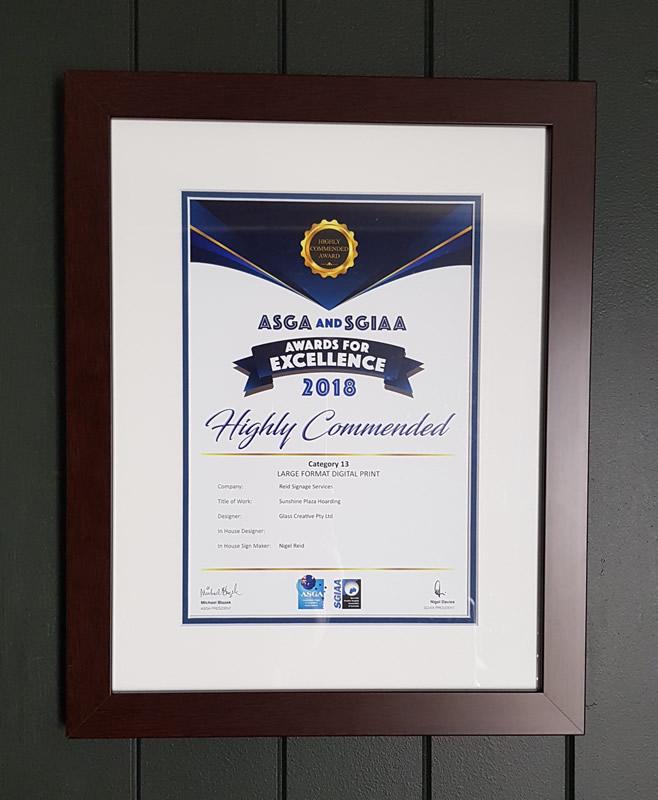 ASGA & SGIAA Award